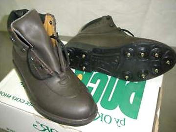 chaussures golf cuir okespor d'occasion