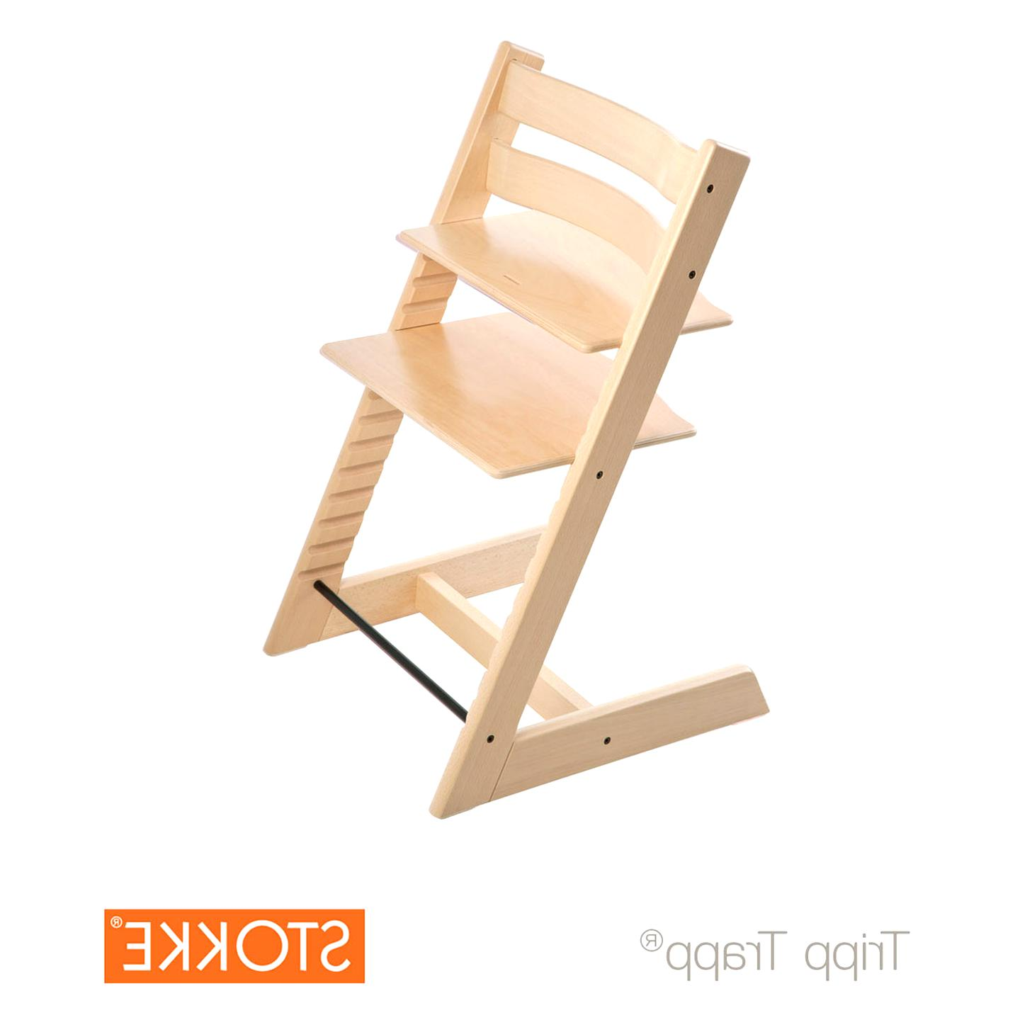 Chaise Haute Bebe Stokke d'occasion
