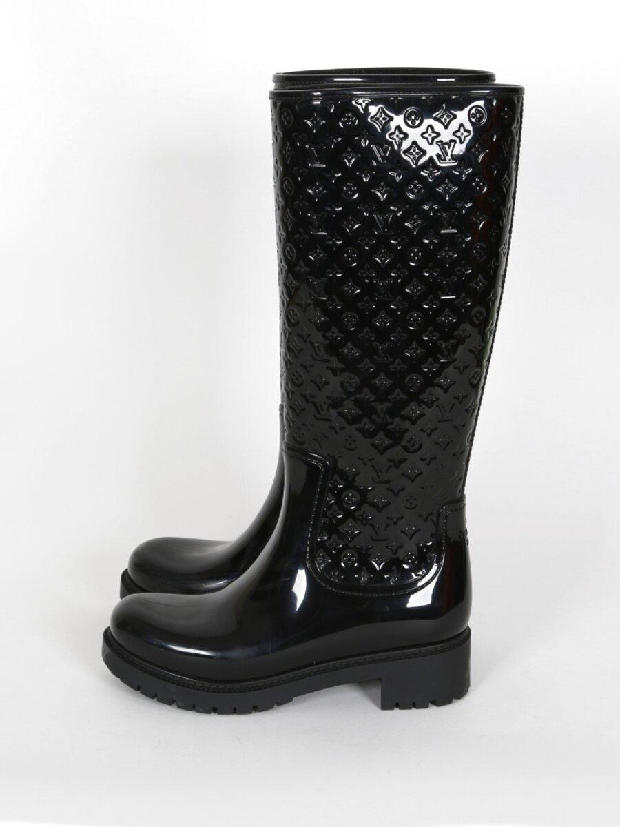vuitton boots d'occasion