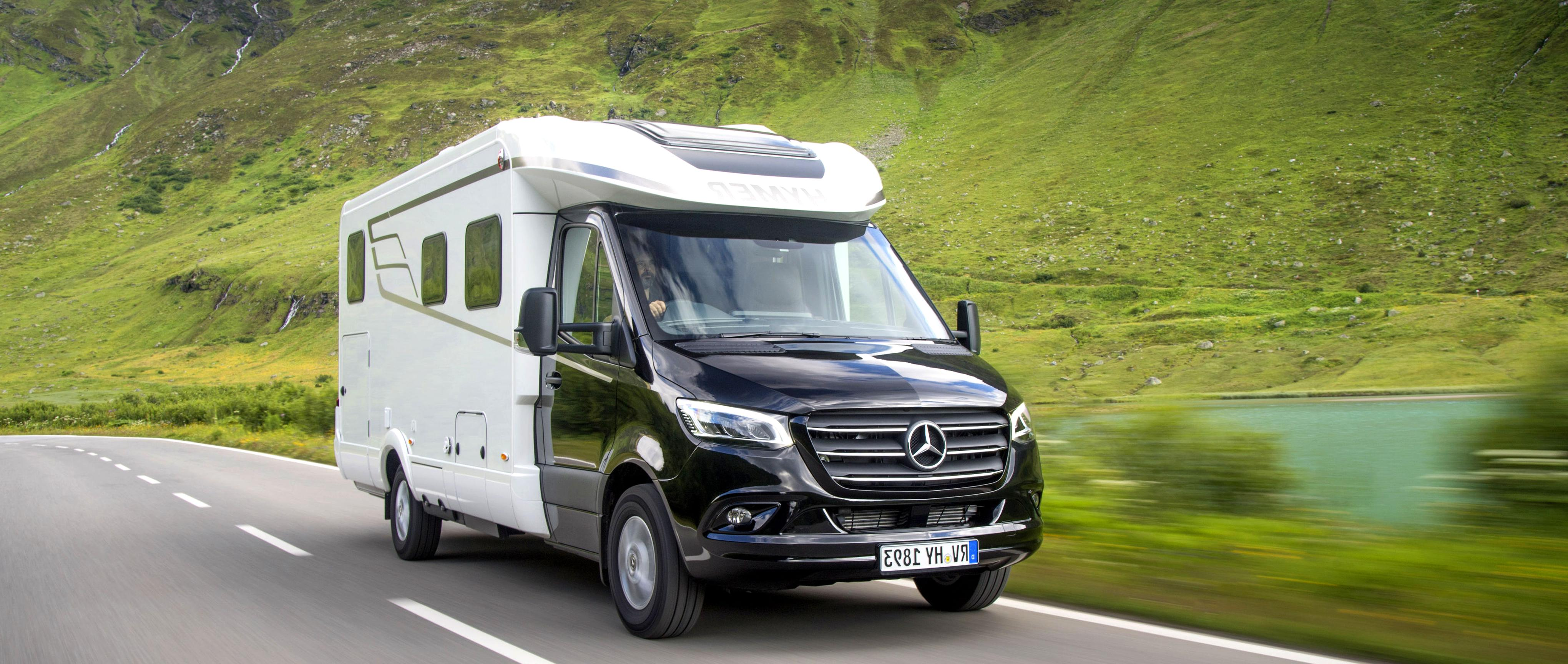 hymer mercedes camping d'occasion