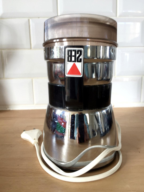 moulin cafe electrique seb d'occasion