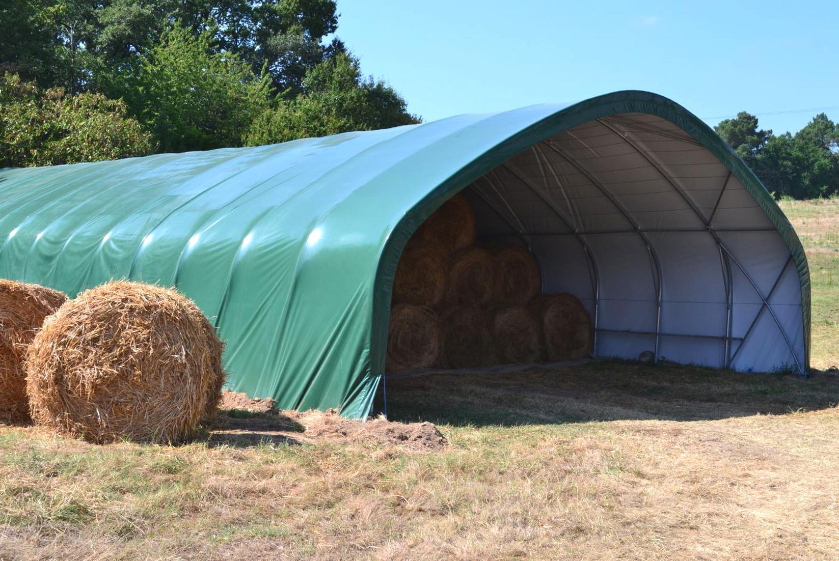 abri tunnel agricole d'occasion