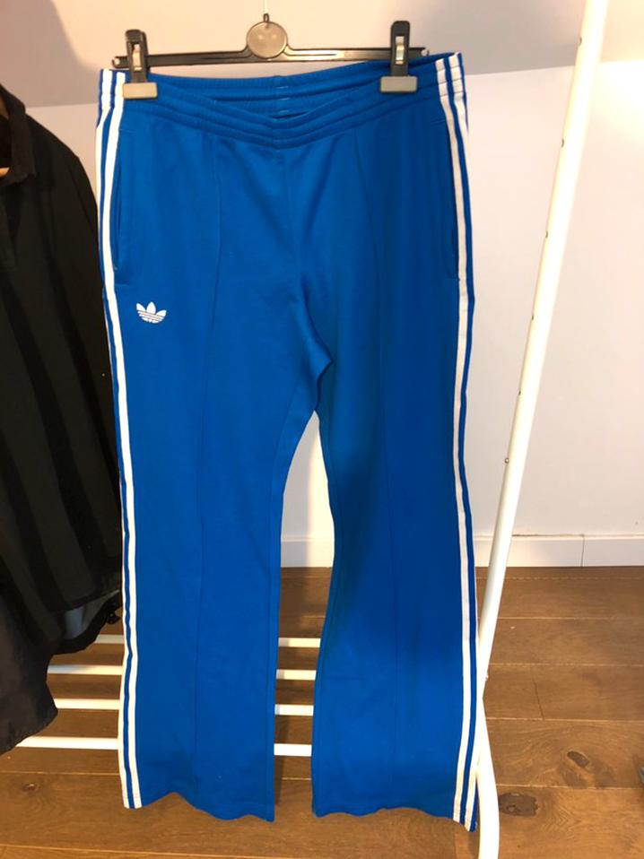 Adidas Survetement Vintage Bleu d'occasion