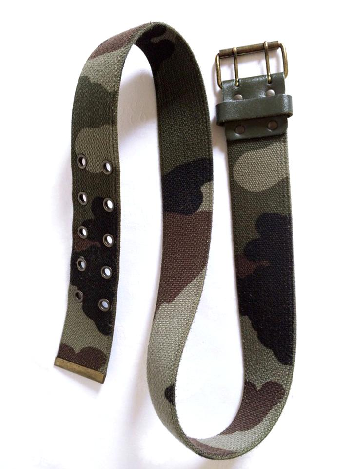 ceinture camouflage d'occasion