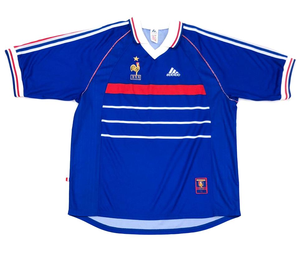 maillot france 1998 d'occasion
