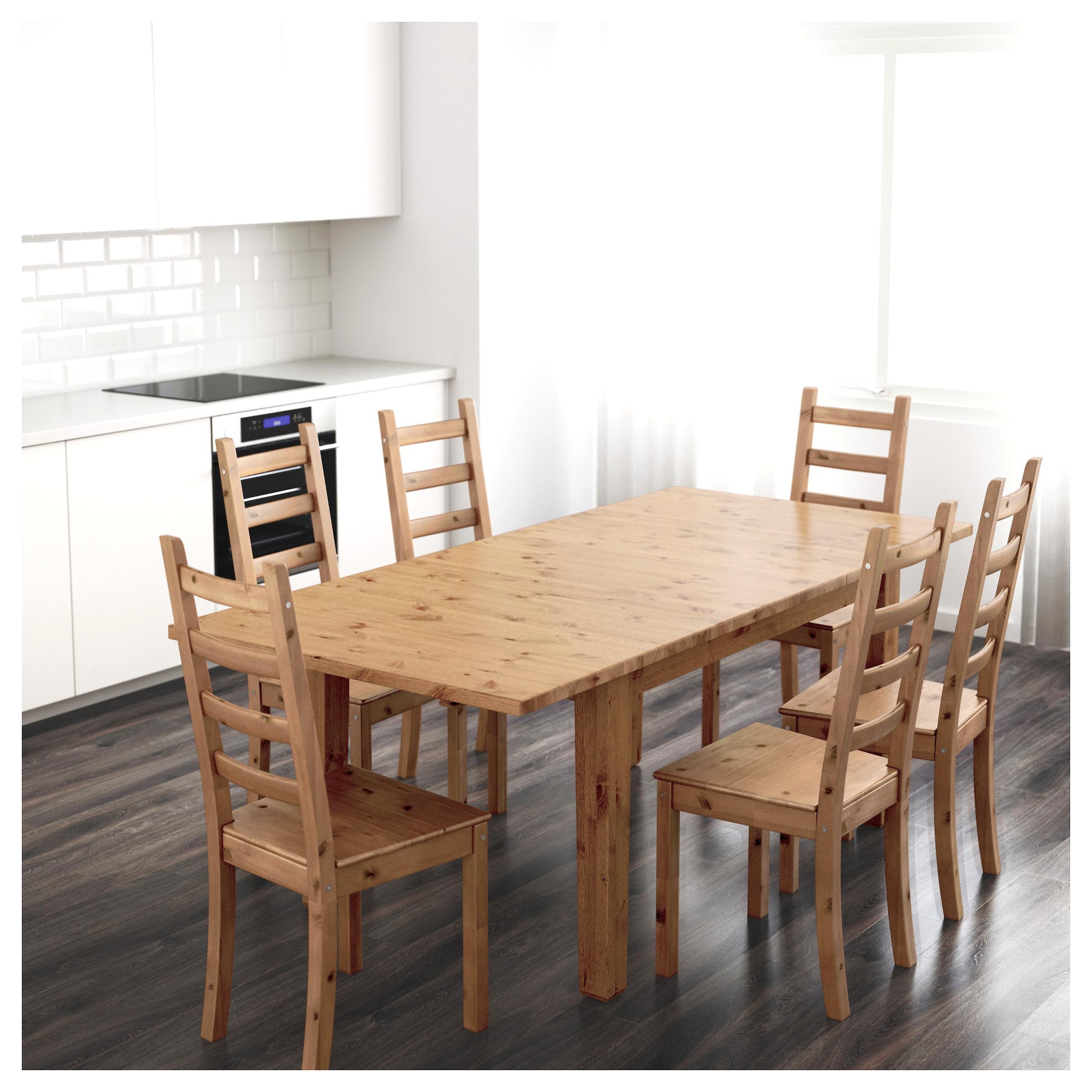 Table A Manger Ikea En Bois stornas table ikea d'occasion   plus que 3 à -75%