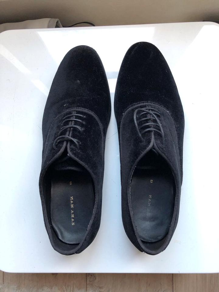 Chaussures femme noires Zara taille 40 Vinted