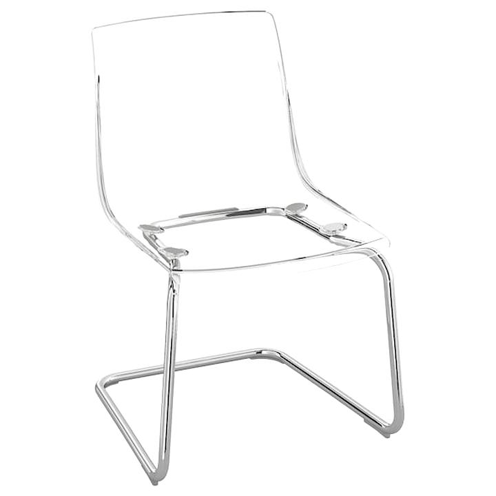 Chaise Transparente Ikea D Occasion