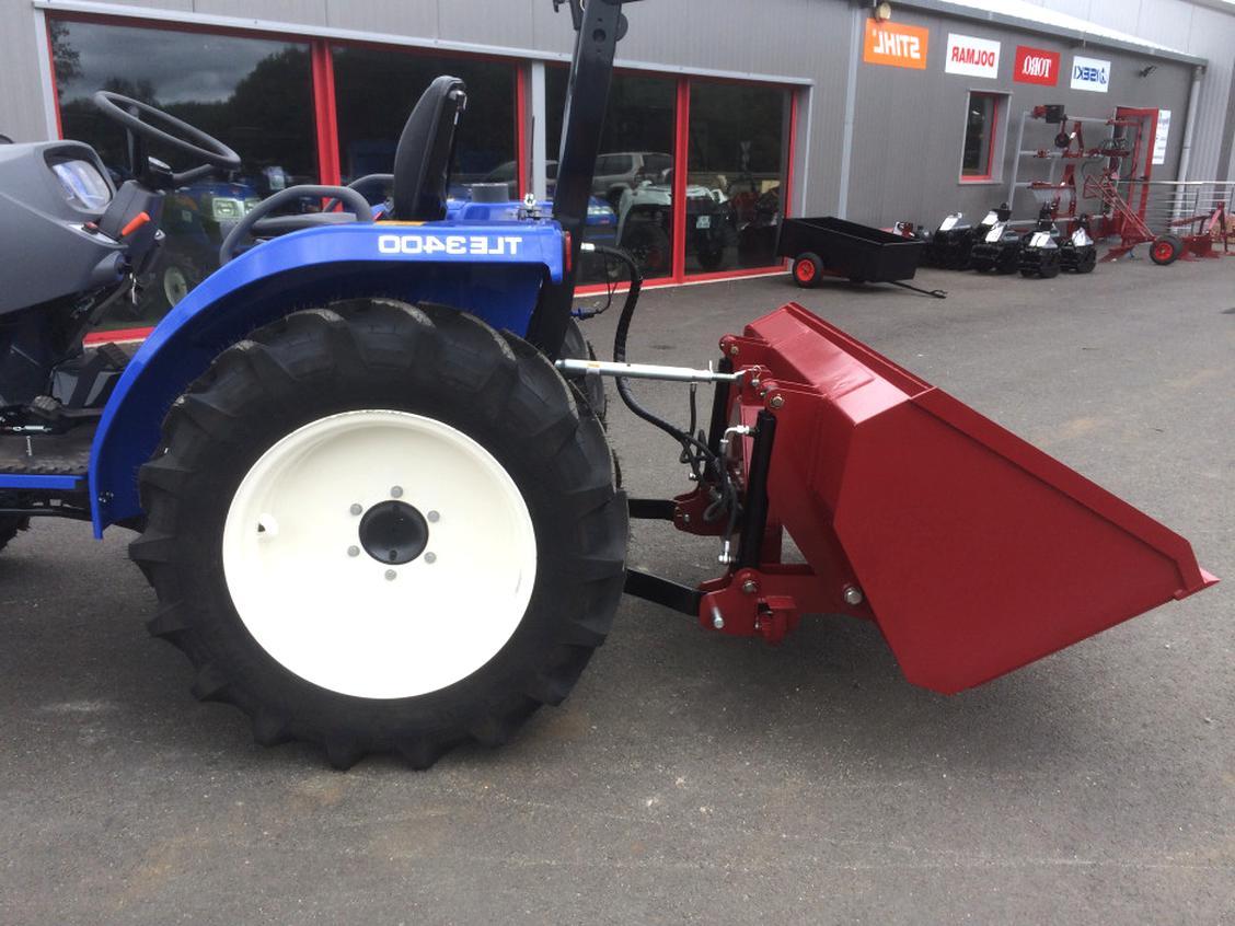 micro tracteur godet tracteur godet d'occasion