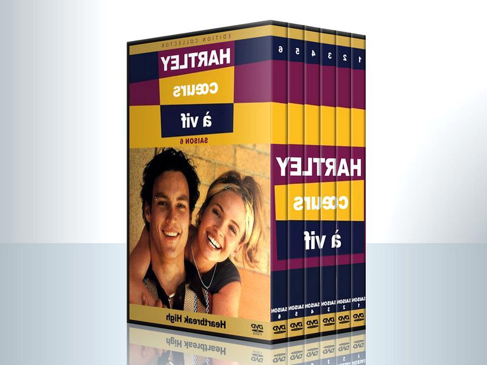hartley coeur a vif dvd d'occasion