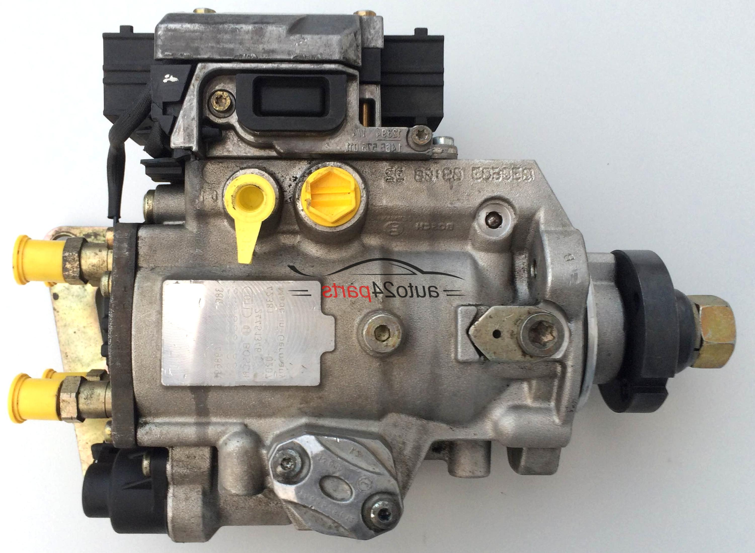 pompe injection opel vectra d'occasion