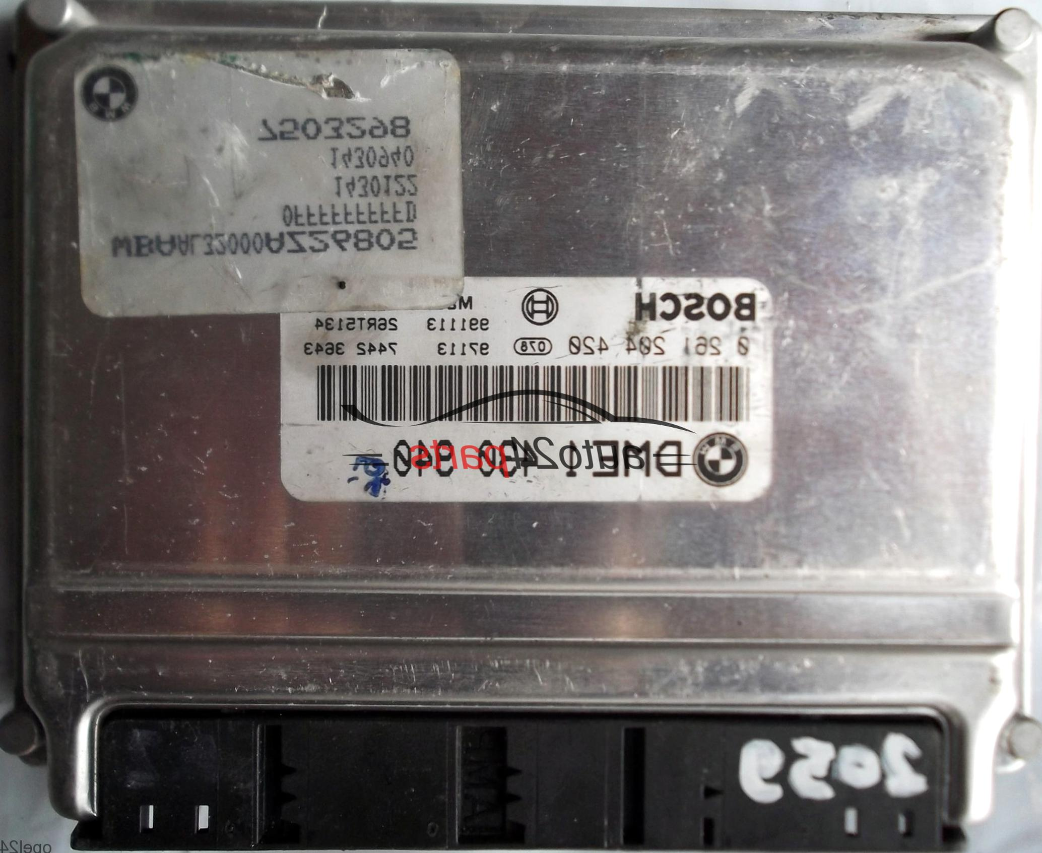 bmw e36 calculateur d'occasion