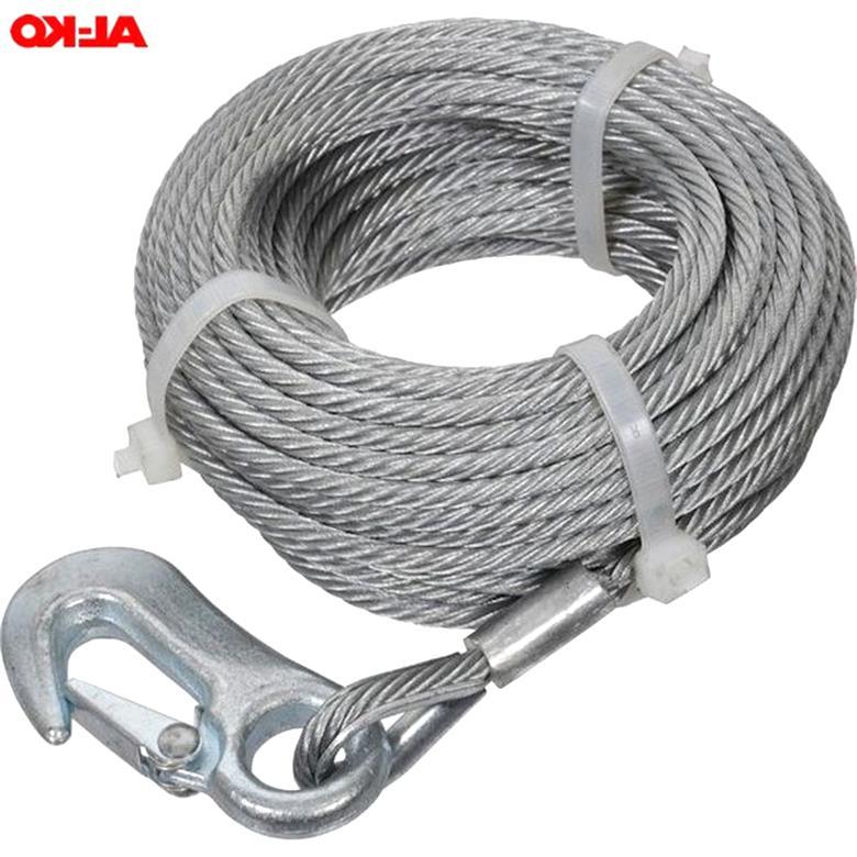 cable acier treuil d'occasion