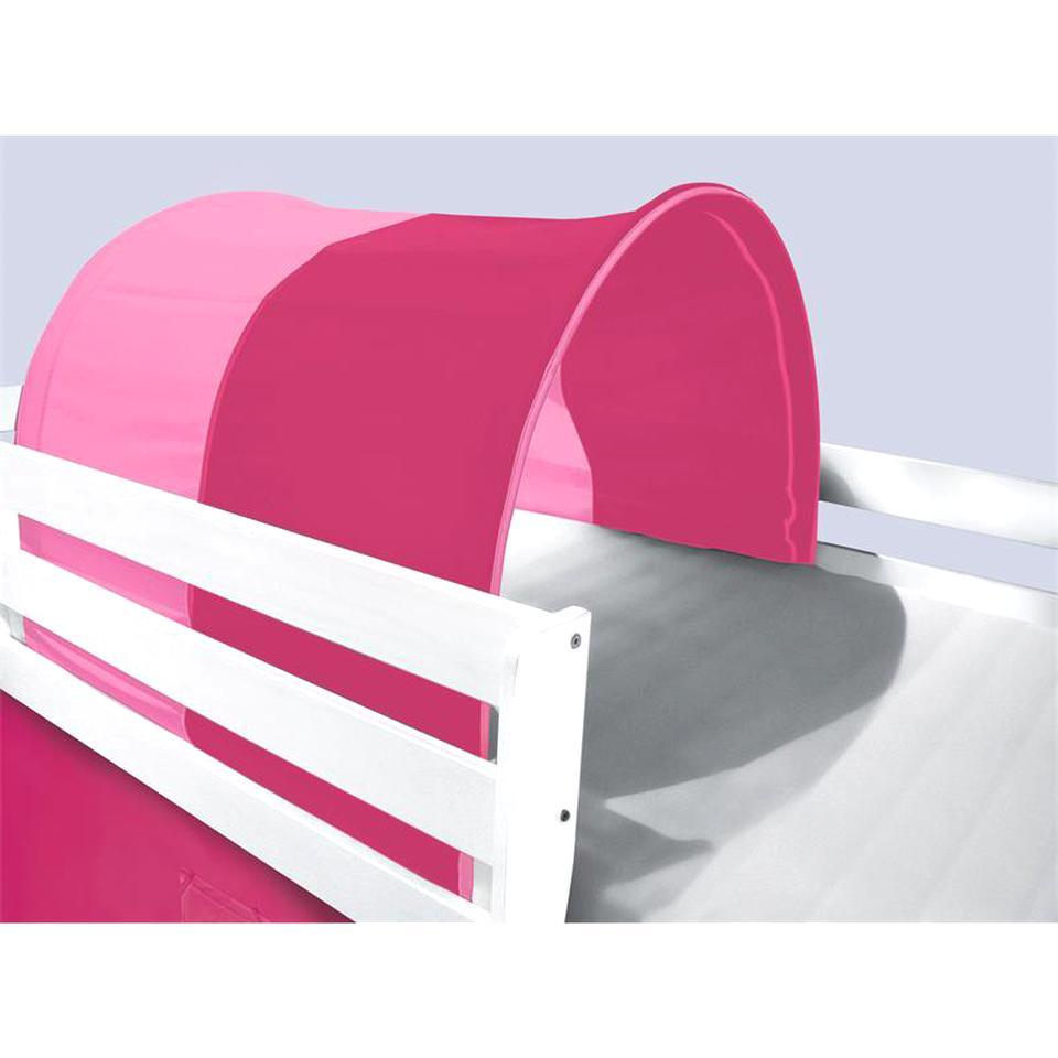 Tunnel XXL discount pour lit denfant 100 /% coton avec toit de baldaquin de lit ciel de lit pour lit mezzanine