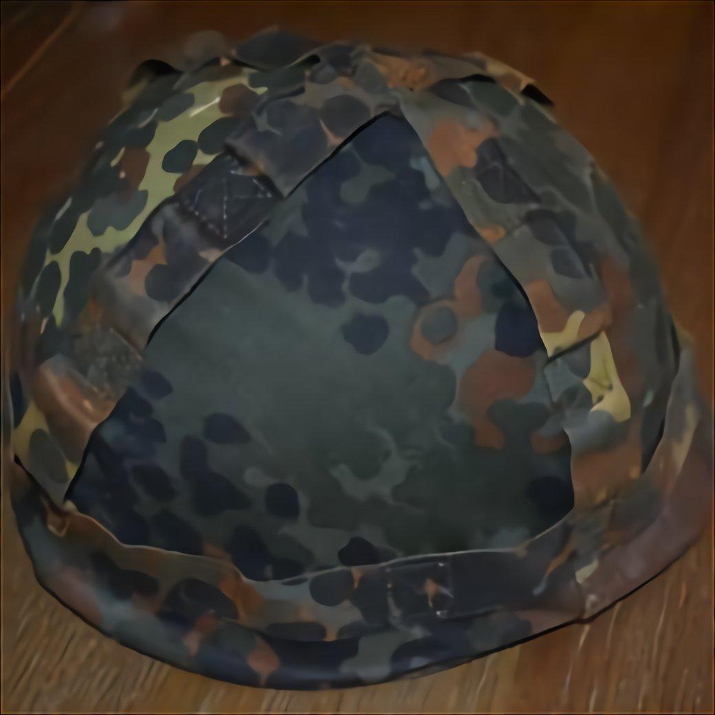 1//6 21 C wwll allemand casque avec tissu camouflage Cover