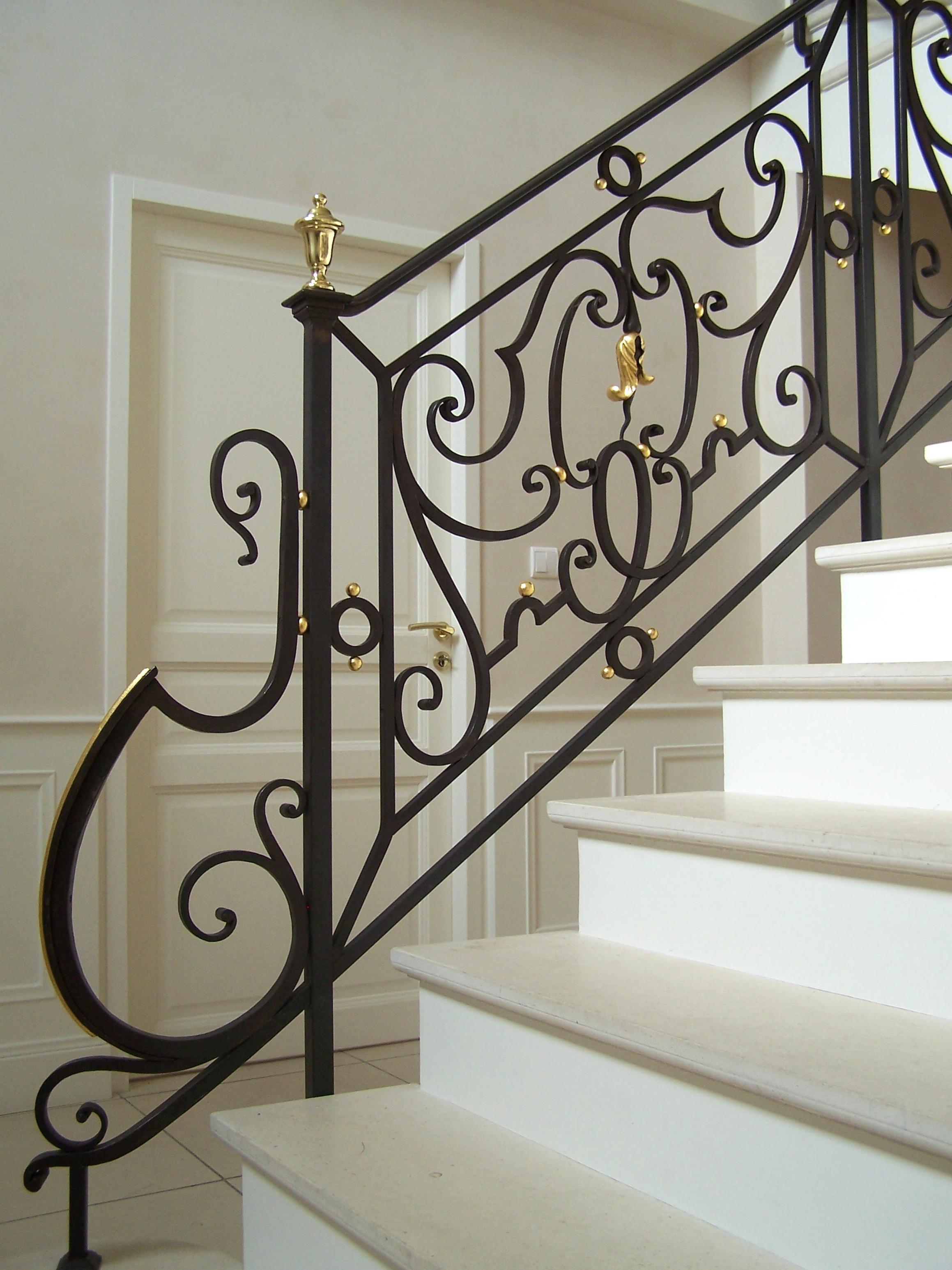 Rampe D Escalier Murale Bois rampe escalier fer d'occasion | plus que 2 à -60%