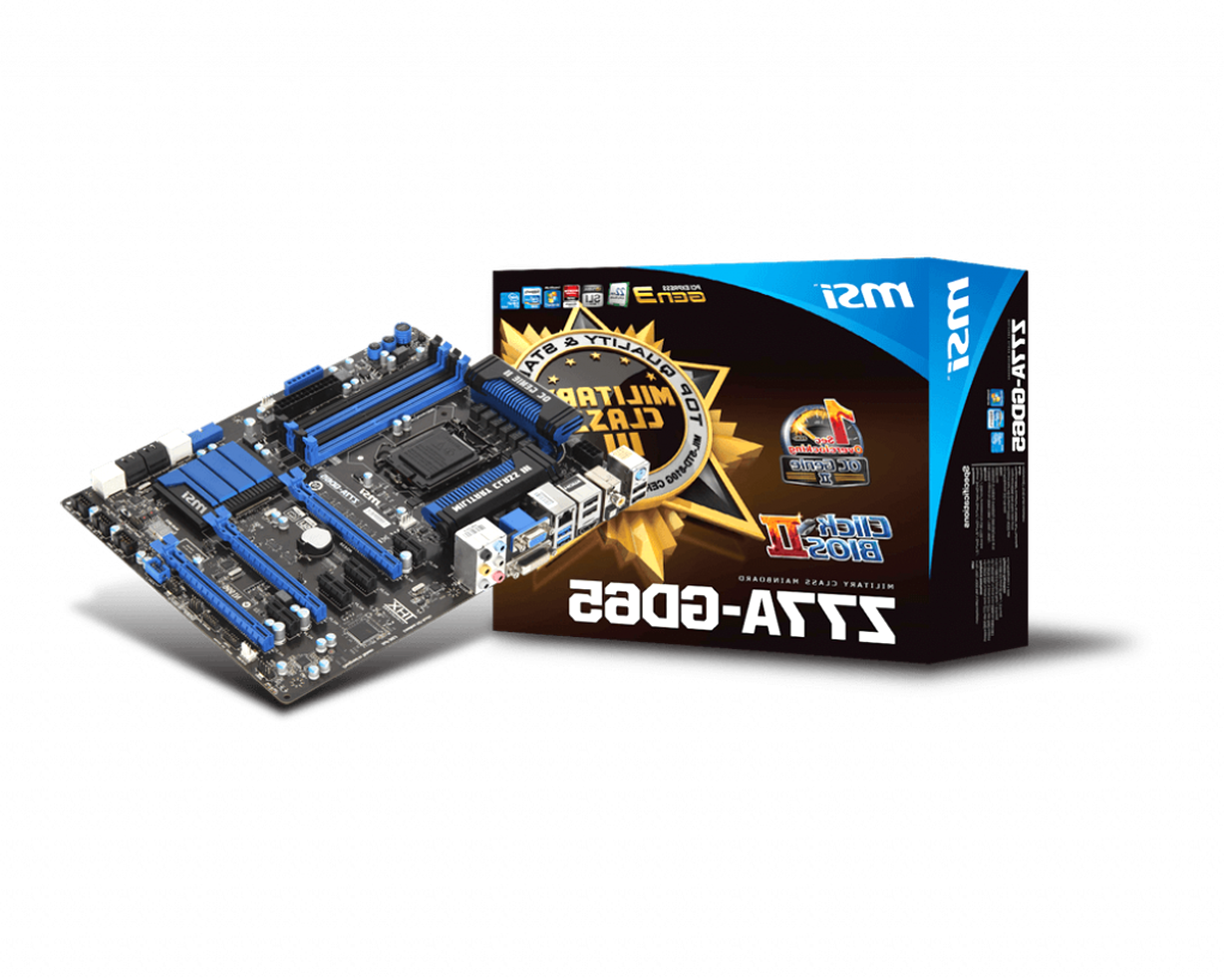 msi z77a gd65 d'occasion