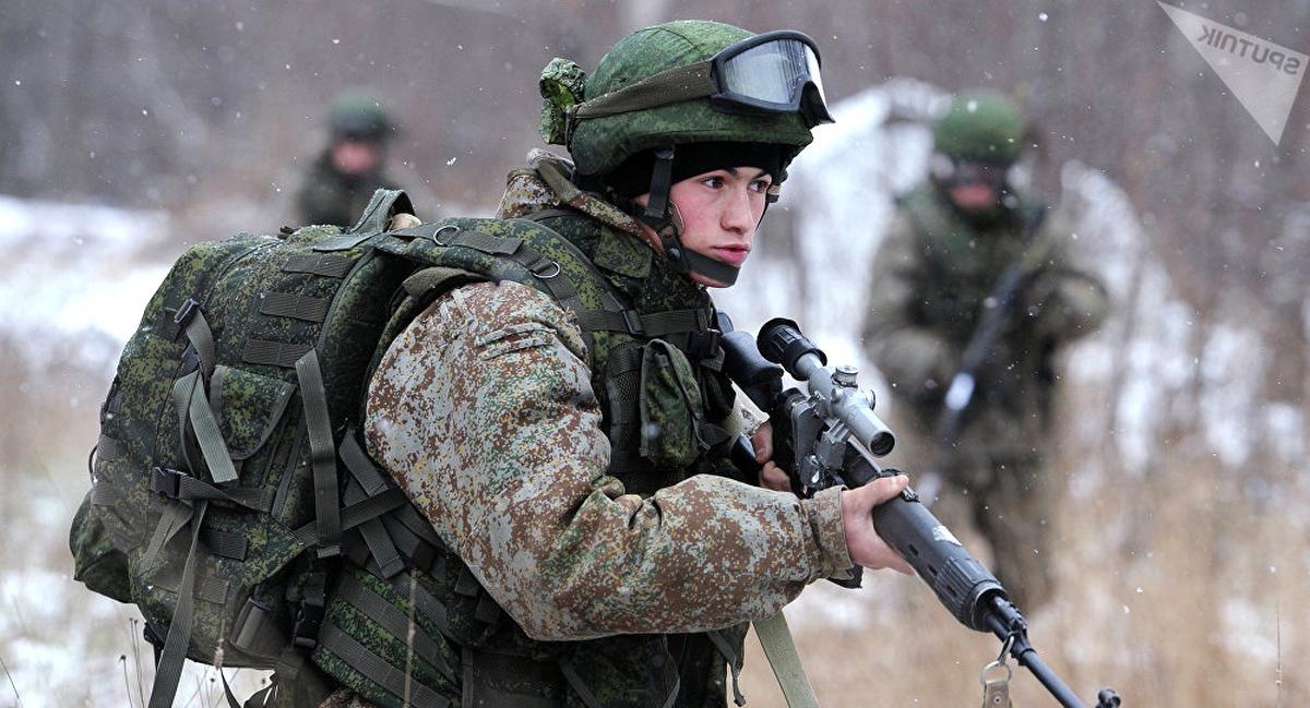 soldat russe d'occasion