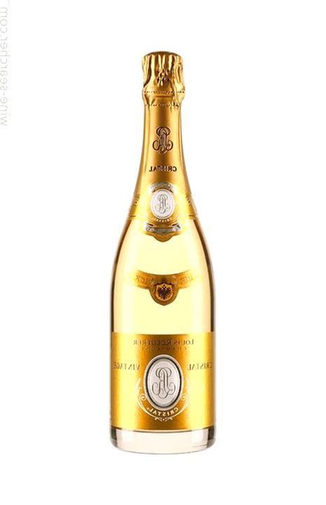 champagne cristal louis d'occasion