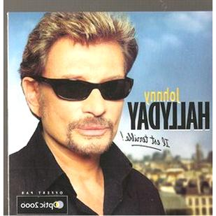 johnny hallyday optic 2000 d'occasion