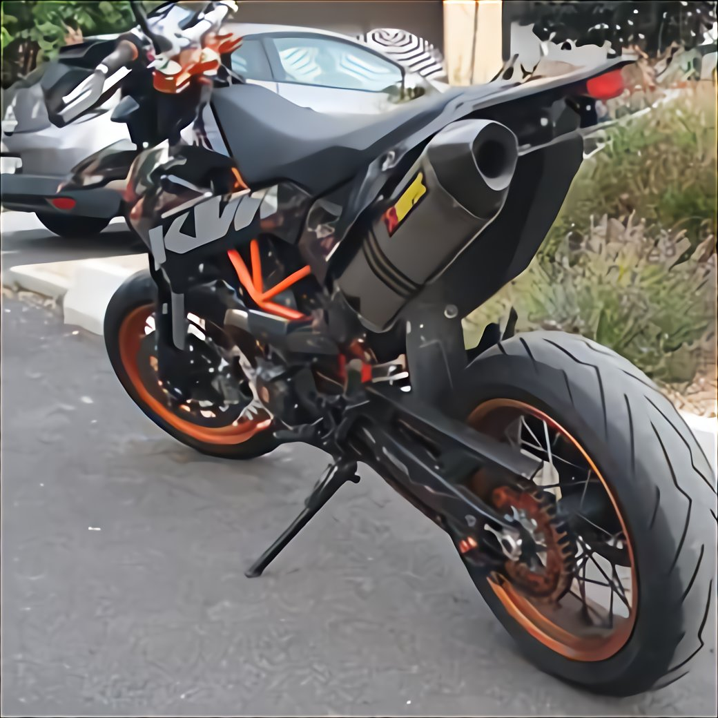 Couvre Rayon pour KTM 690 Enduro//R Motea SPX Noir
