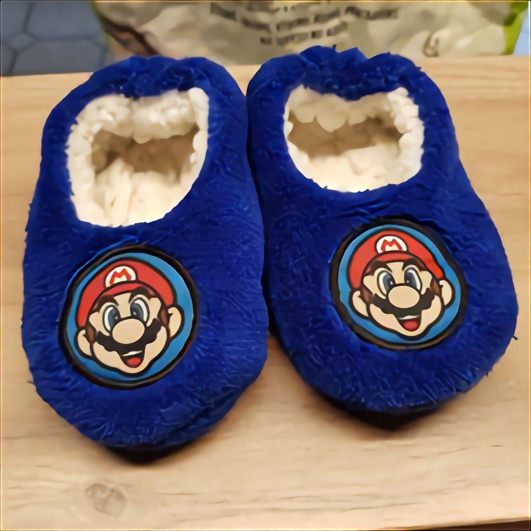 Chaussons Mario Super Mario Taille unique 35-42 Neufs Pantoufles