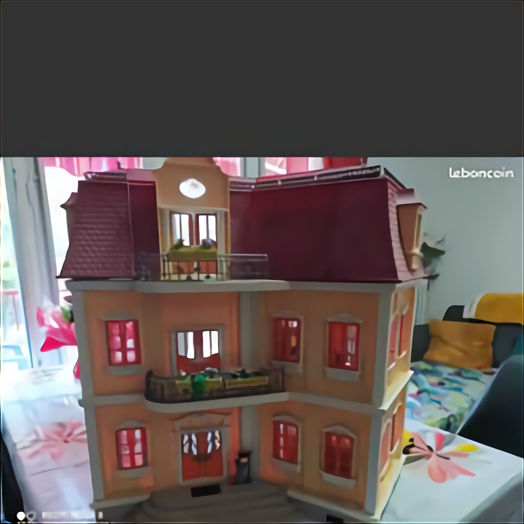 Maison Playmobil 3965 d'occasion