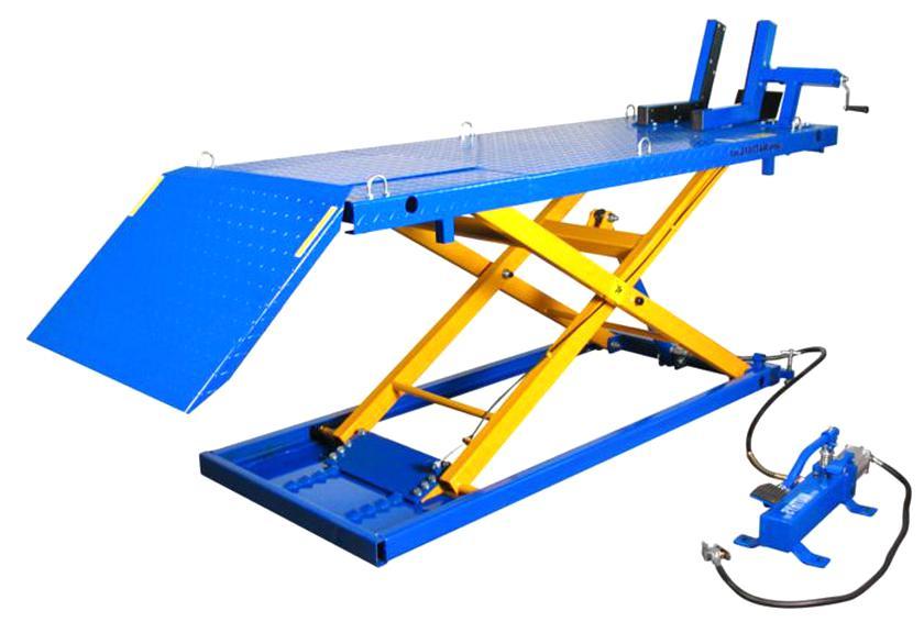 DEMA Pont /él/évateur Mobile 24359 pour Moto de jusqu/'/à 500/kg