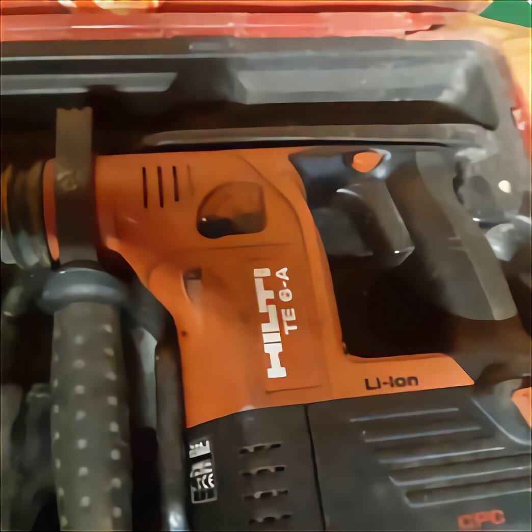 HILTI-te6a Batterie-Marteau perforateur//1 A-état//Garantie//** uniquement MACHINE **