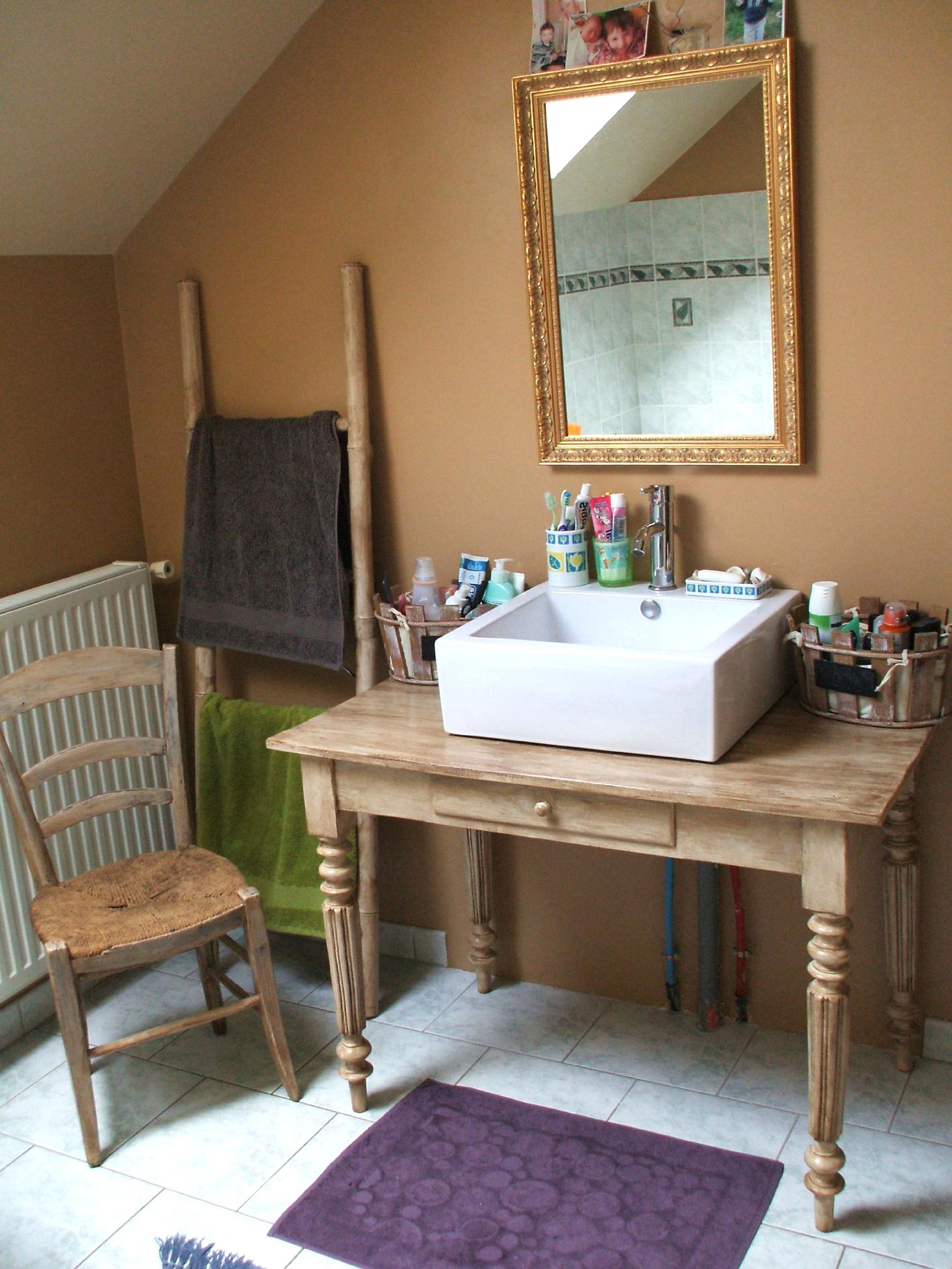 Meuble Sous Evier Ancien vasque ancien meuble d'occasion