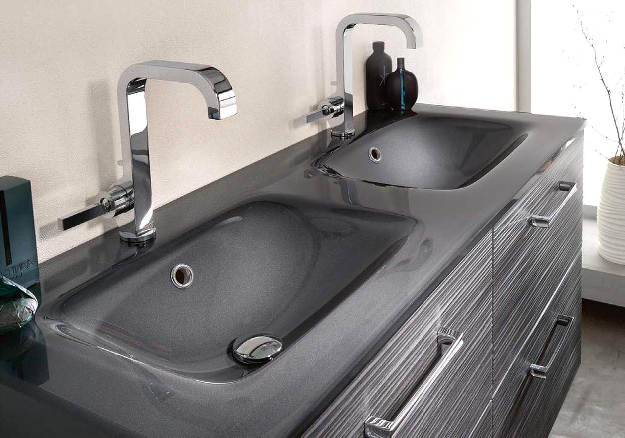 Plan Vasque En Pierre plan vasque verre d'occasion | plus que 2 à -75%