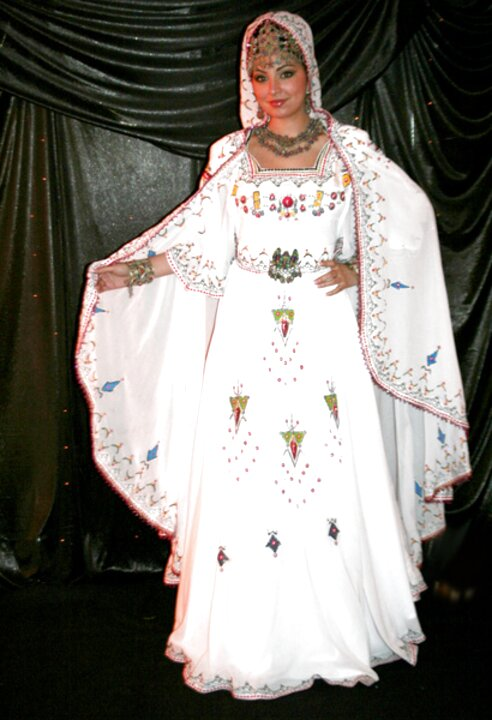 Robe Kabyle Mariage d'occasion