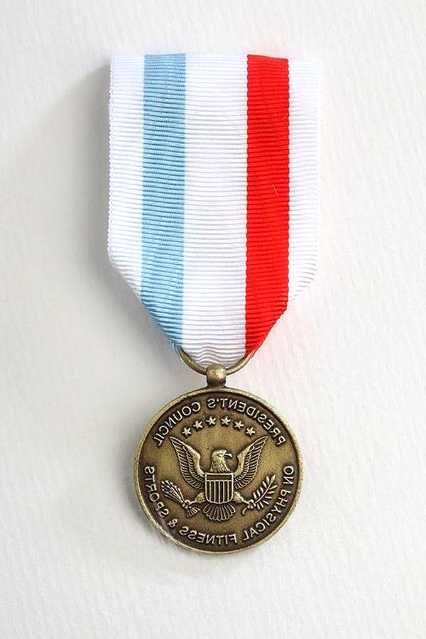 medaille sports americain d'occasion