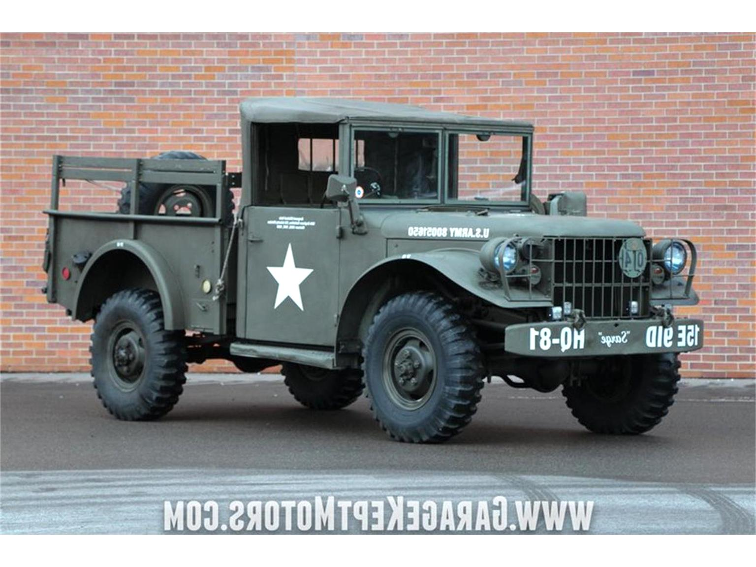Dodge M37 Doccasion Plus Que 2 à 75