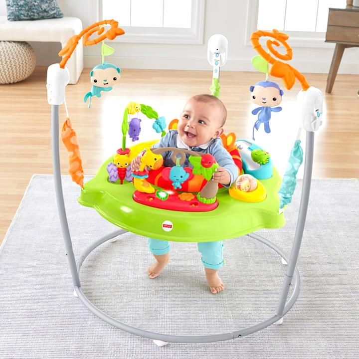 baby jumperoo d'occasion