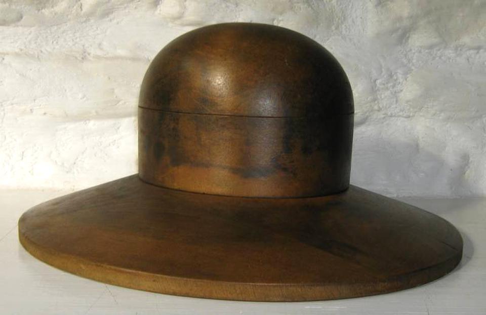 formes anciennes bois chapeaux d'occasion