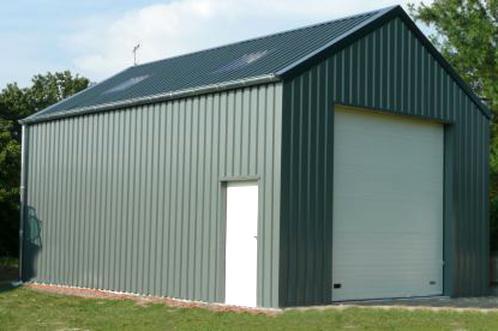 Hangar Metallique Kit D Occasion