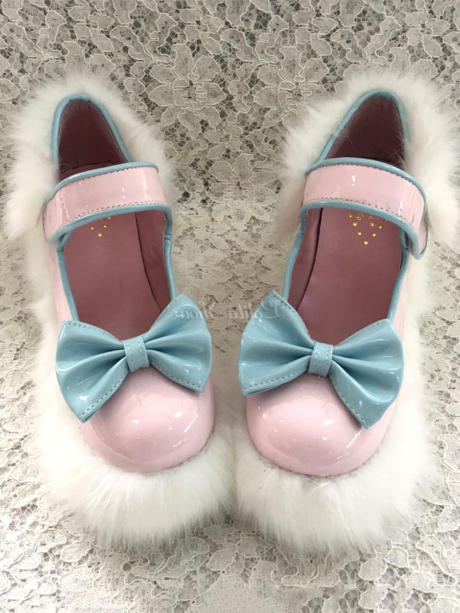 chaussure sweet lolita d'occasion