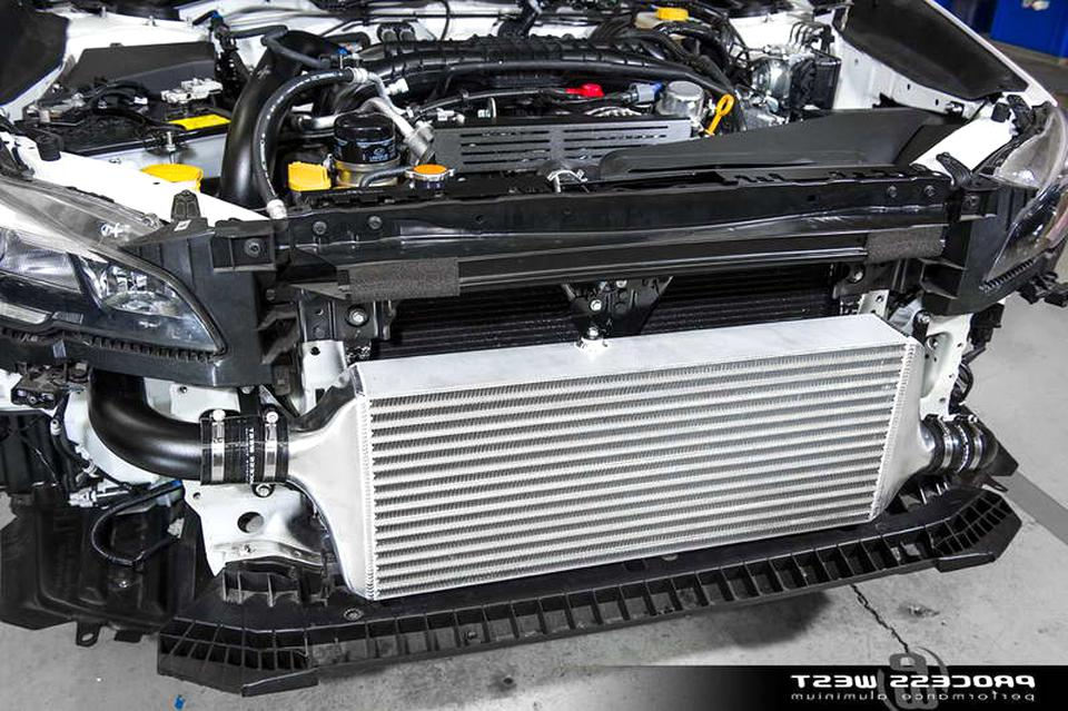 front mount intercooler d'occasion