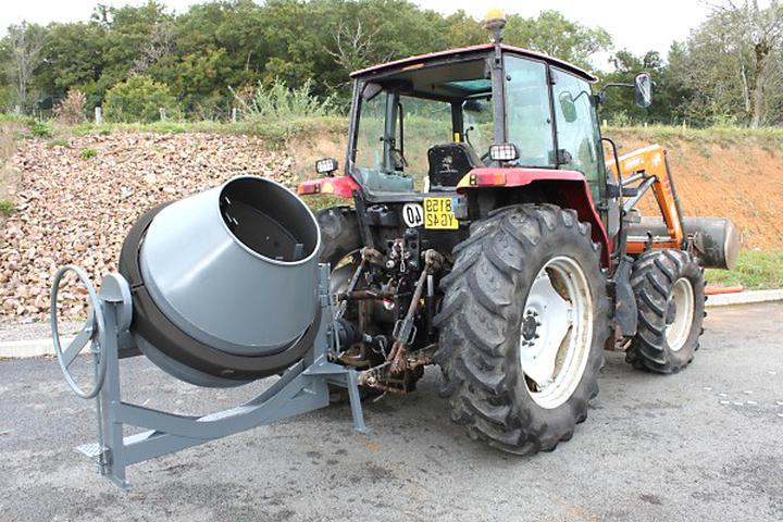 Betonniere Tracteur Doccasion