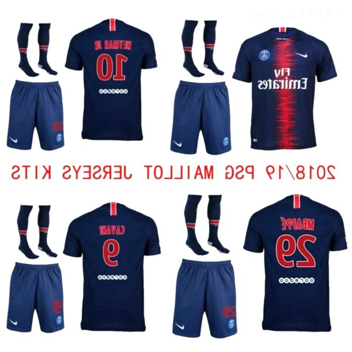 maillot short psg d'occasion
