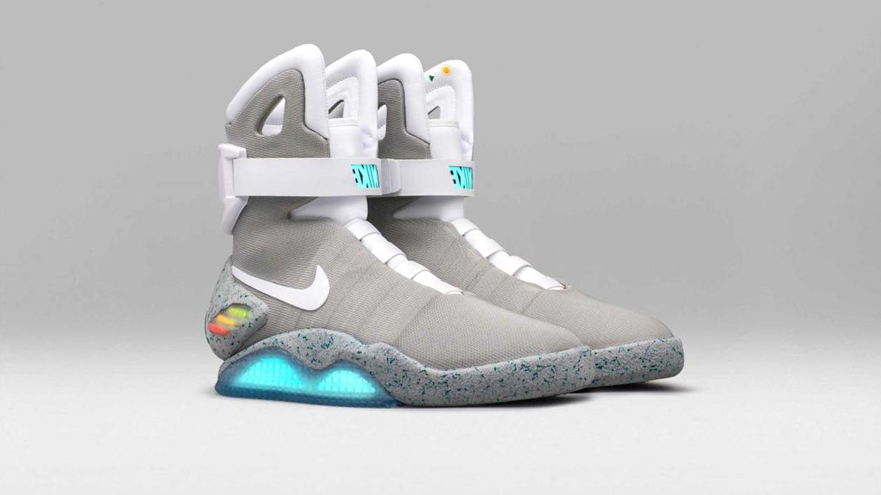 Chaussure Retour Vers Futur d'occasion