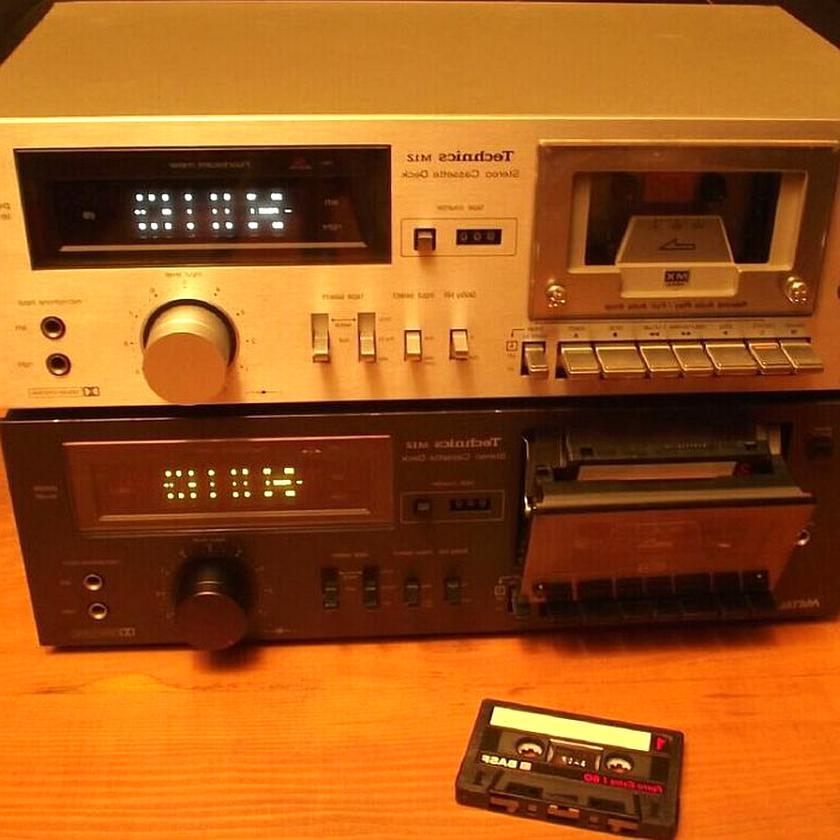 cassette hi fi d'occasion