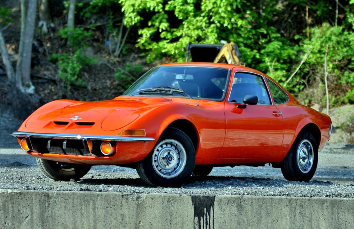 opel gt d'occasion
