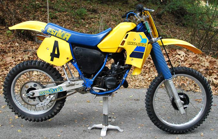 rm 125 1984 d'occasion