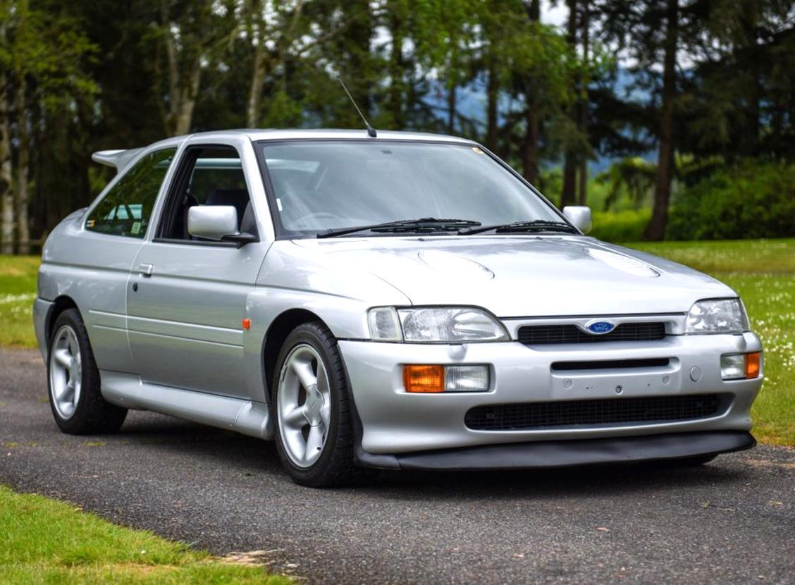 Escort Cosworth D Occasion Plus Que 3 A 75