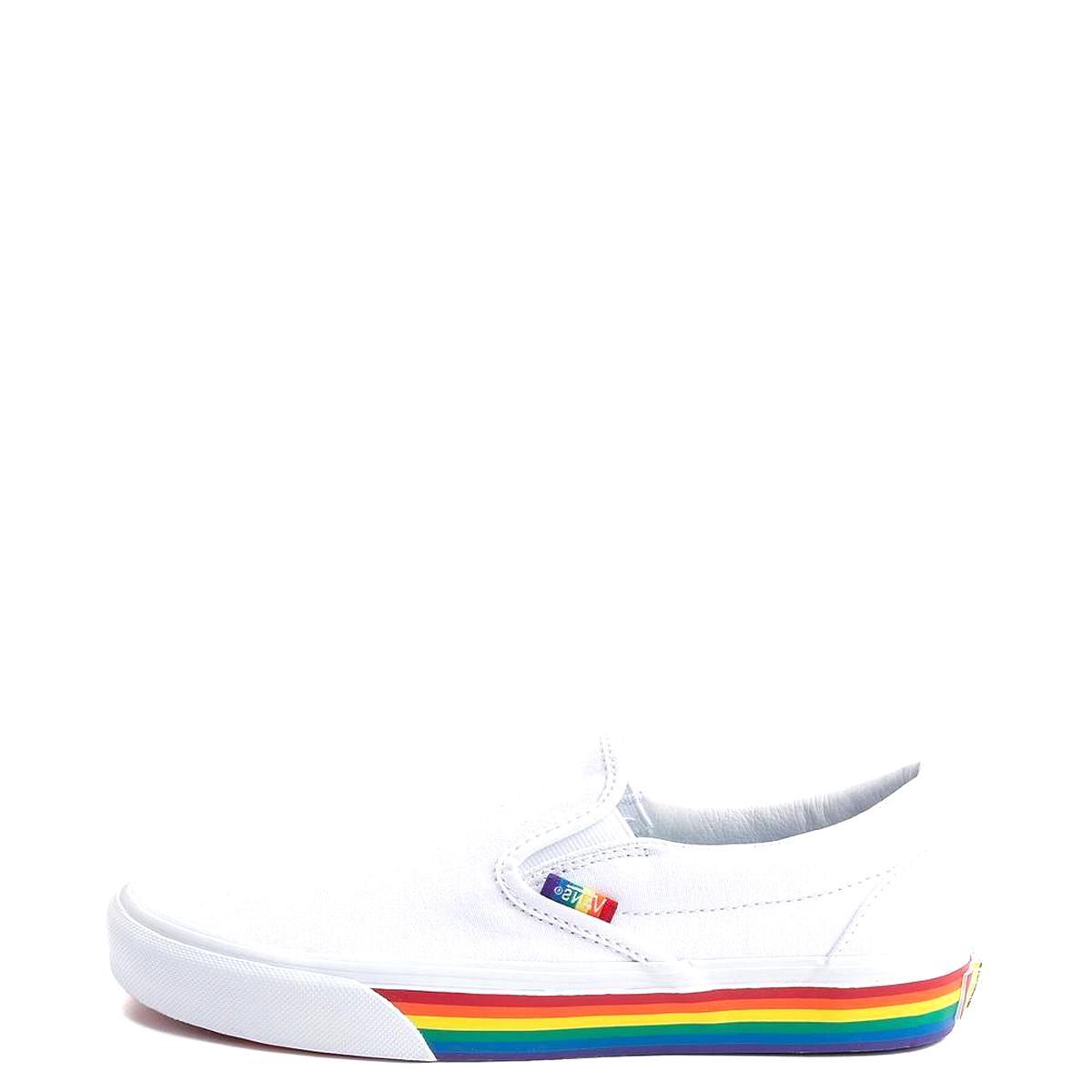 vans rainbow d'occasion