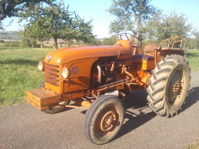 tracteur agricole renault e30 d'occasion