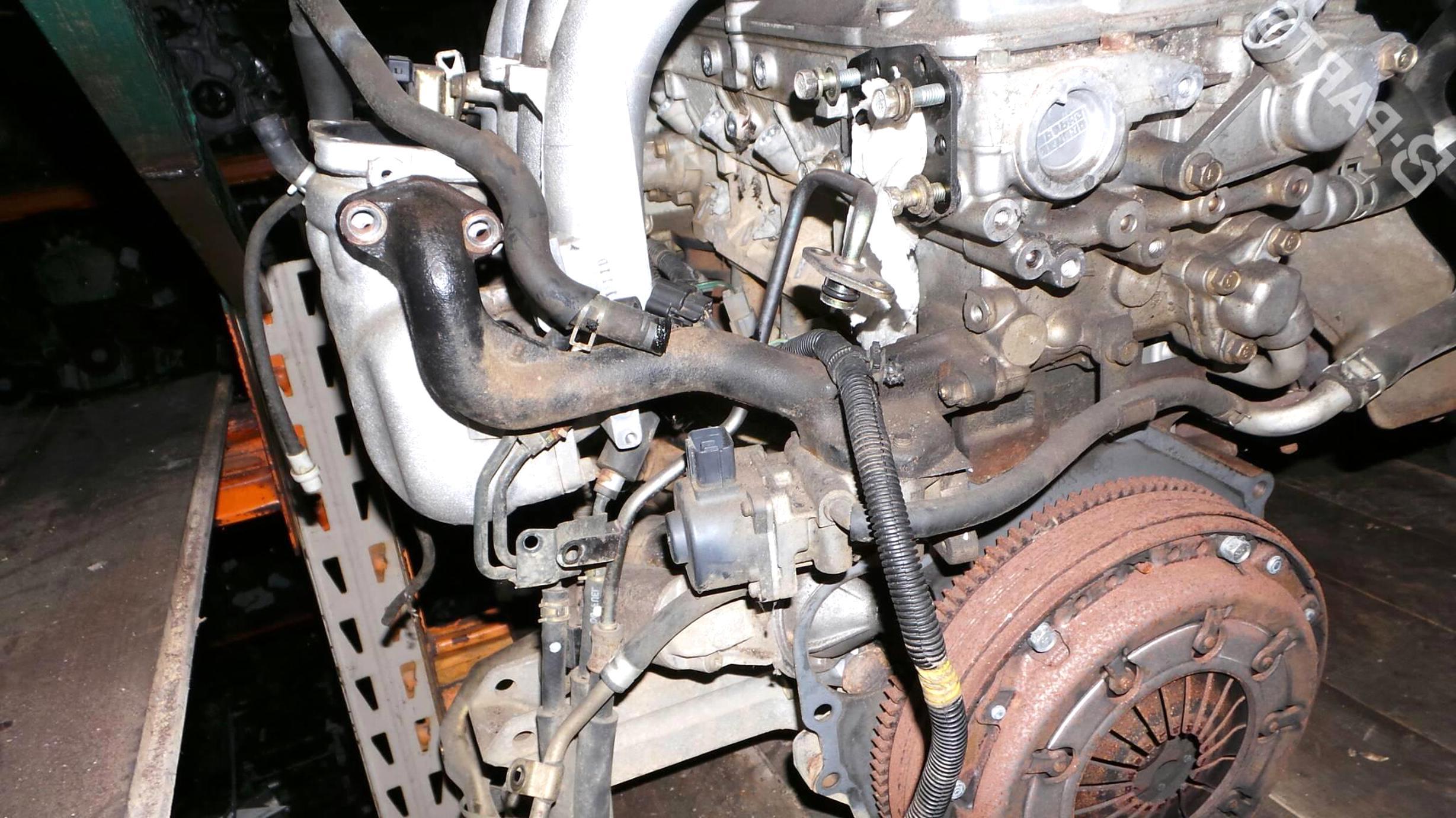 moteur mitsubishi lancer d'occasion