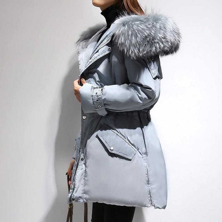 vestes manteau doudoune femme d'occasion